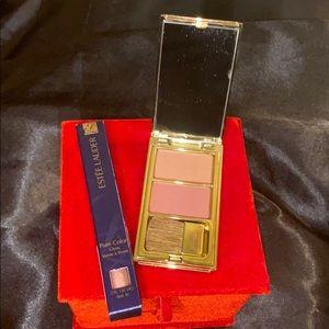 NWT Estée Lauder Pink Gloss Bronzer Blush Duo Set